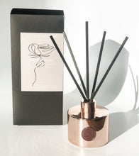 Load image into Gallery viewer, White Rose & Fir Reed Diffuser by Native Nectar Botanicals