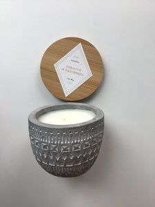 Tobacco and Patchouli Sonora Paddywax Candle