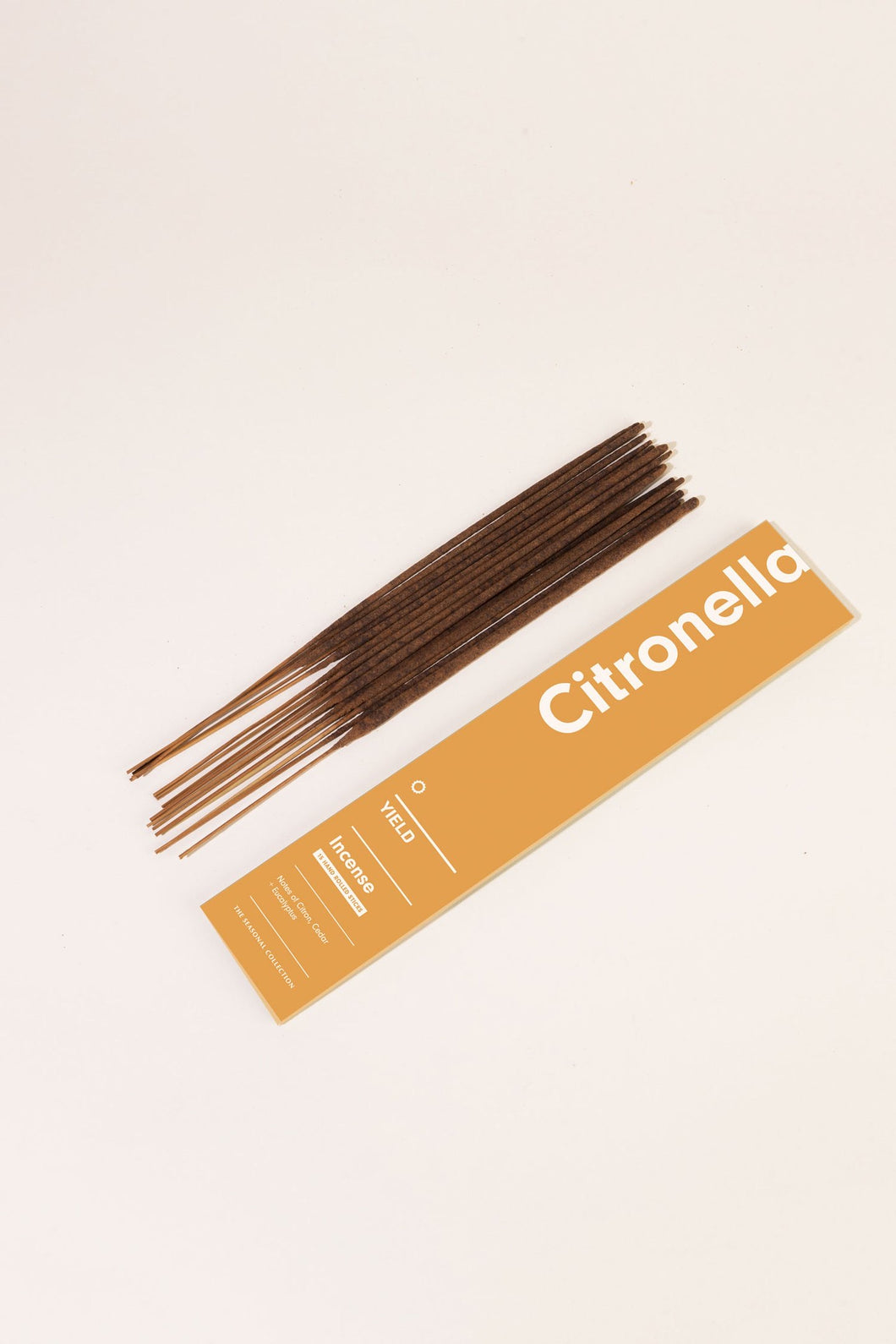 YIELD Incense Citronella