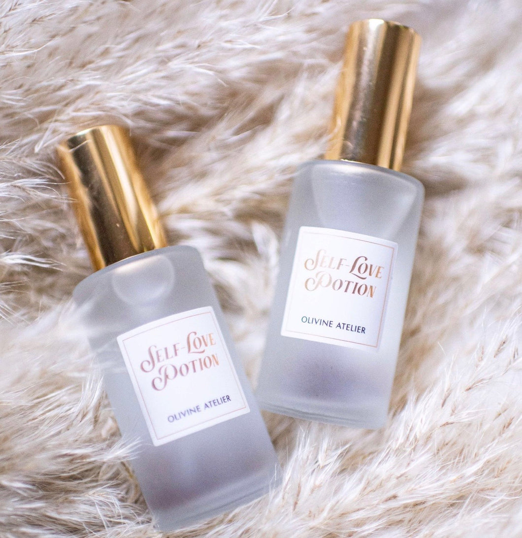 Self Love Potion Perfume by Olivine Atelier