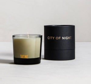 Tatine Dark, Wild + Deep Candles