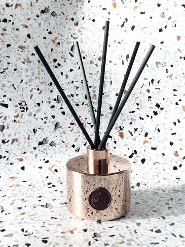White Rose & Fir Reed Diffuser by Native Nectar Botanicals
