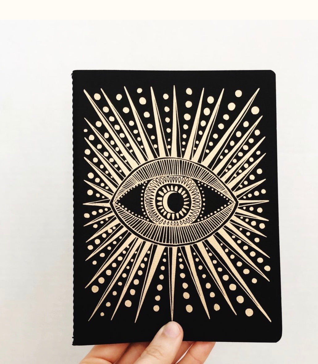 Seeing Eye 6 Month Open-Dated Planner by The Rainbow Vision