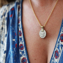 Load image into Gallery viewer, Vintage Coin Necklaces