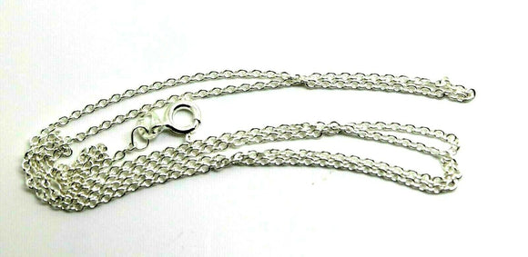 925 STERLING SILVER BELCHER LINK CHAIN 3.1 grams 60cm *FREE POST IN OZ