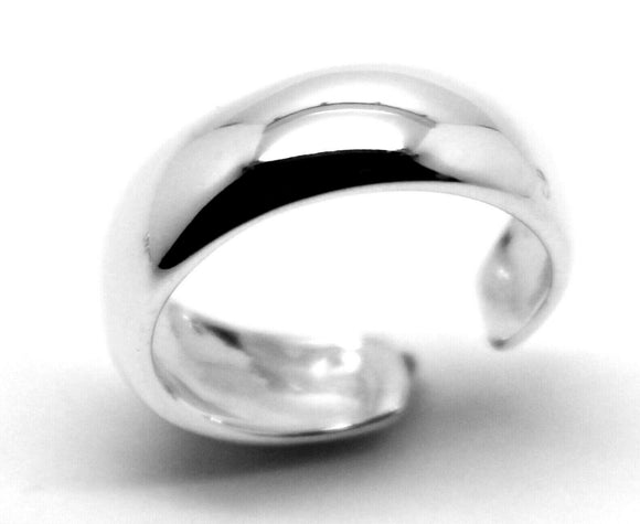 Kaedesigns New Genuine Sterling Silver Plain Dome Toe Ring *Free Express Post