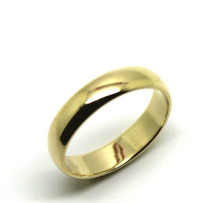 Genuine Kaedesigns Heavy Solid 9ct 9kt Yellow Gold 5mm Wedding Band Ring Size O
