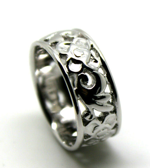 Kaedesigns New SIZE M SOLID STERLING SILVER / 925 FILIGREE RING
