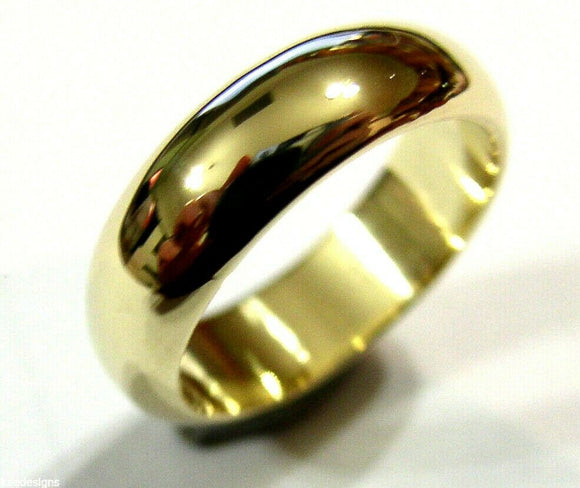 5mm Genuine Solid 9ct Yellow/White/Rose Gold Wedding Band Ring Size N/7- Z+4/15