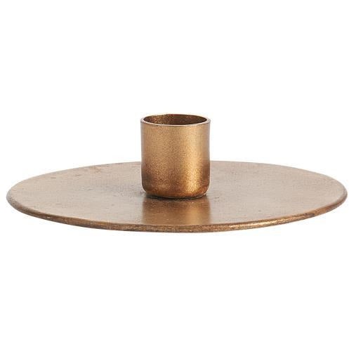 Brass Taper Candle Holder