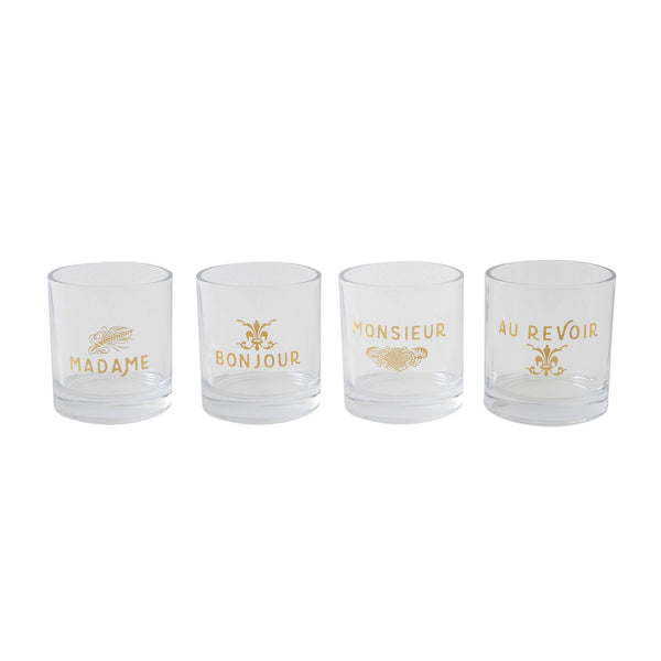 Bloomingville French Tumblers