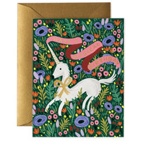 Magical Unicorn Birthday Card - Rifle Paper Co