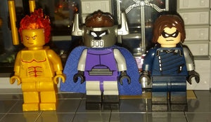 Molten Man, Dr Polaris, Winter Soldier