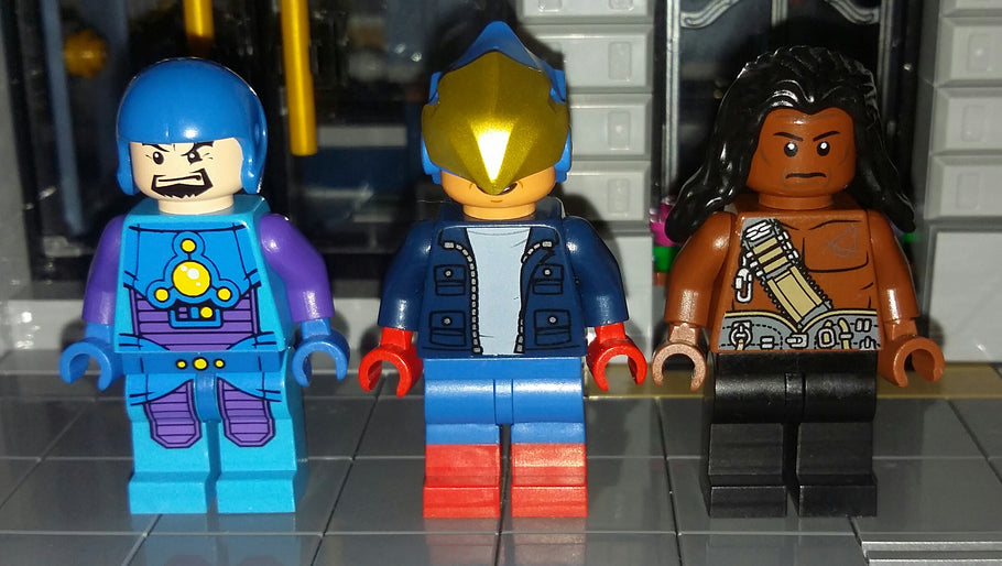 Wizard, American Eagle, Killmonger