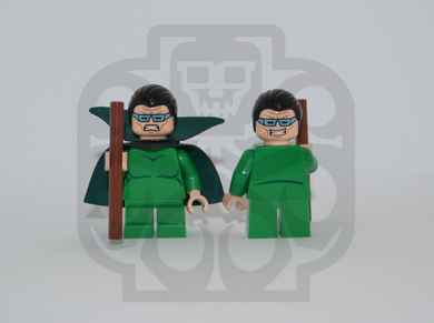 MOLE MAN Custom PAD PRINTED Minifigure