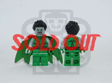 NIGHTMARE Custom PAD PRINTED Minifigure