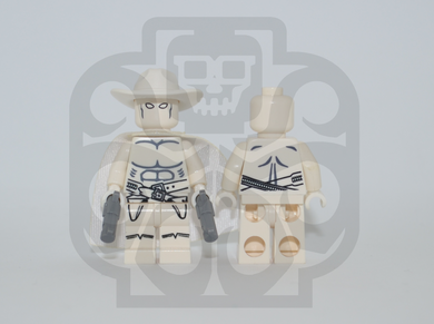 PHANTOM RIDER Custom PAD PRINTED Minifigure