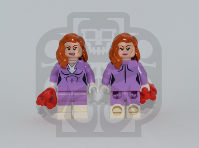 PLASTIQUE Custom PAD PRINTED Minifigure
