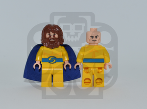 THE SENTRY (Breakout) Custom PAD PRINTED Minifigure