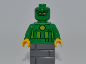 SUPER-ADAPTOID Custom MISPRINT