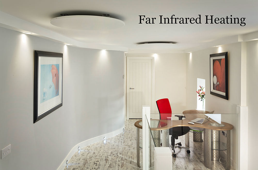 Near Infrared Heater vs Far Infrared heater UK