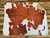 Cow Hide Pattern