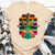 On the border cactus
