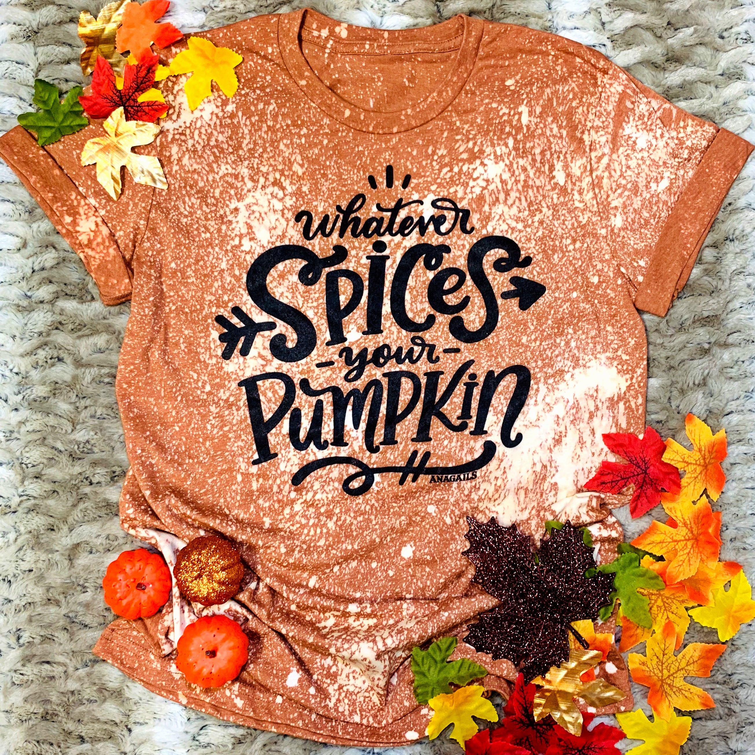 Whatever Spices Your Pumpkin Anagails