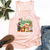 Whiskey Bouquet Tank