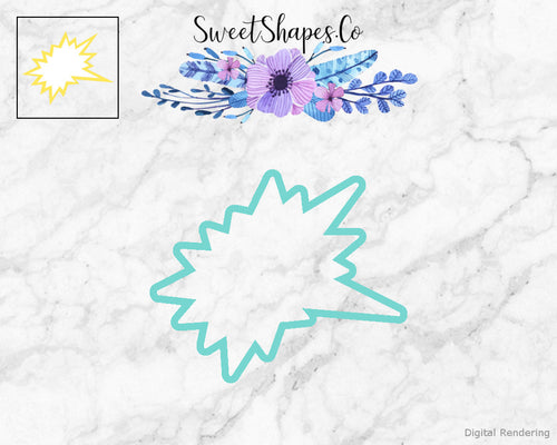 Basic Shapes and Plaques – SweetShapes Co