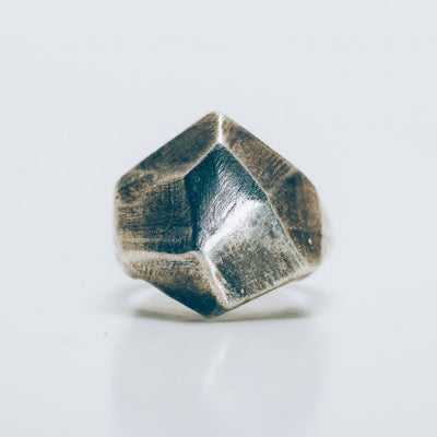 Terra Firma Air Signet Ring - Machinations