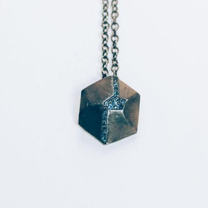 Terra Firma Water Necklace - Machinations