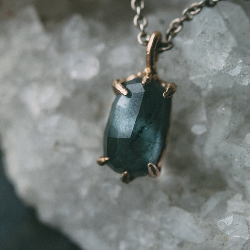 Meteoromance Blue Green Tourmaline
