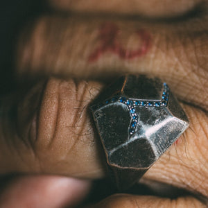 Terra Firma Water Signet Ring - Machinations