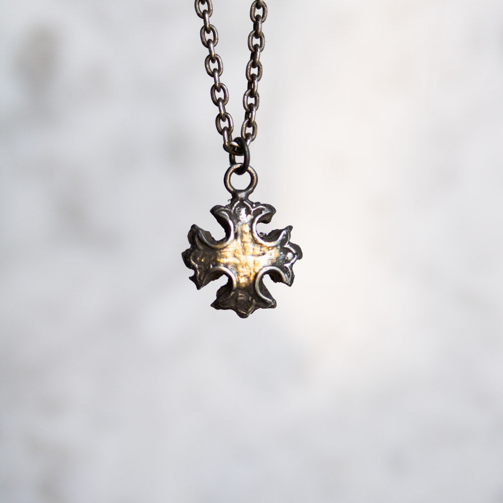 Illuminated True Cross Pendent