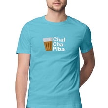 Load image into Gallery viewer, Chal Cha Piba Men's Tshirt