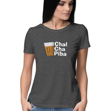 Load image into Gallery viewer, Chal Cha Piba Women's Tshirt