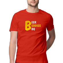 Load image into Gallery viewer, Beer Buddies BBQ Unisex Tshirt