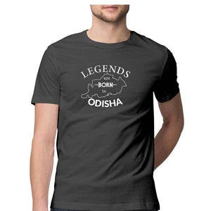 Legend are Born in Odisha Unisex TShirt