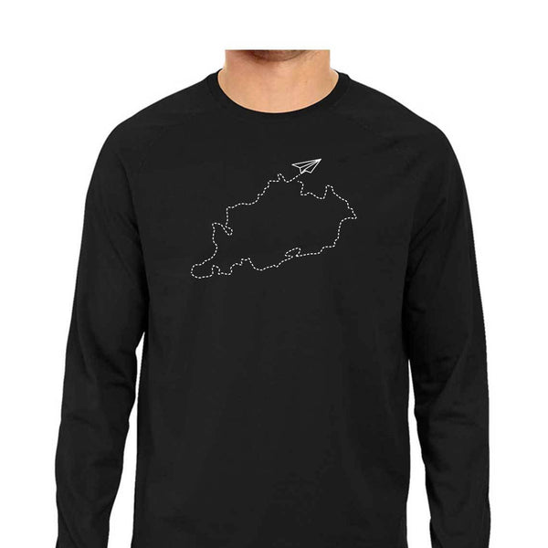 Explore Odisha Men's Long Sleeve Tshirt