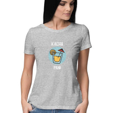 Load image into Gallery viewer, Kacha Pani Women's Tshirt