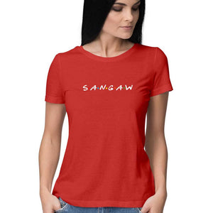 SANGAW (FRIENDS DESIGN) Women's Tshirt