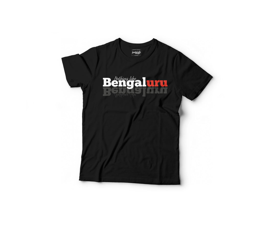 Nothing like Bengaluru Men's Tshirt