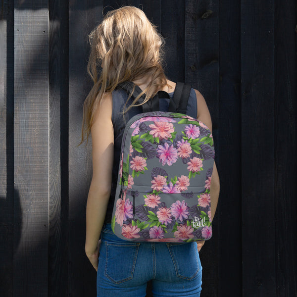 Ta-Tan! BackPack Flowers #FANATIC <br><b>(Limited Edition)</b>