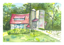 Load image into Gallery viewer, Amy Forsyth | Original Watercolor Print (signed)