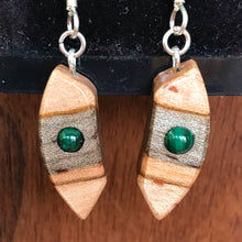 Load image into Gallery viewer, Carl Pittman | Wood Earrings