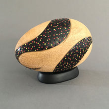 Load image into Gallery viewer, Betty Scarpino | Turned Wood Egg #1