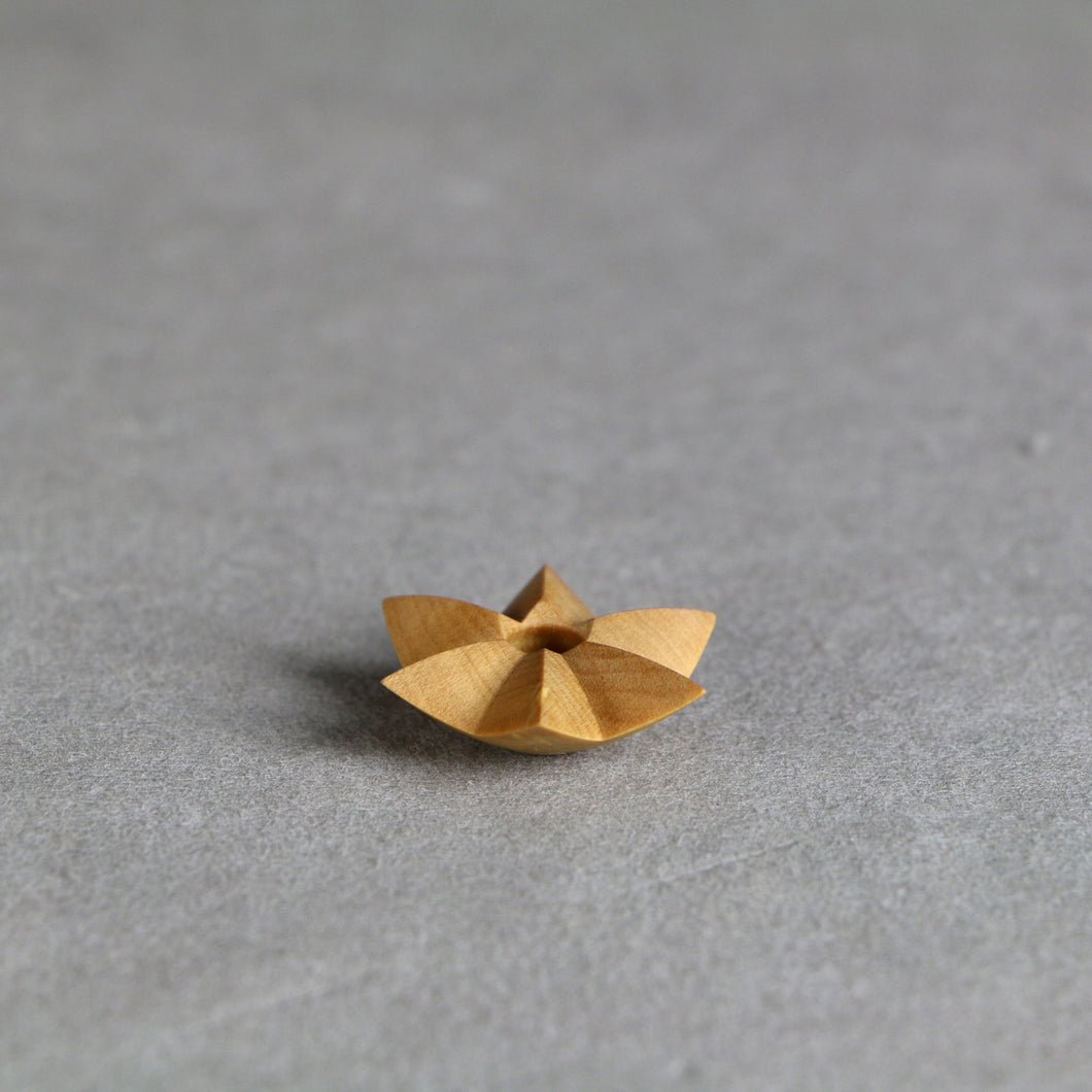 Luc Deroo | World's 2nd Smallest Wood Star