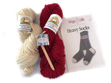 Load image into Gallery viewer, Knit Your Own Socks Kit