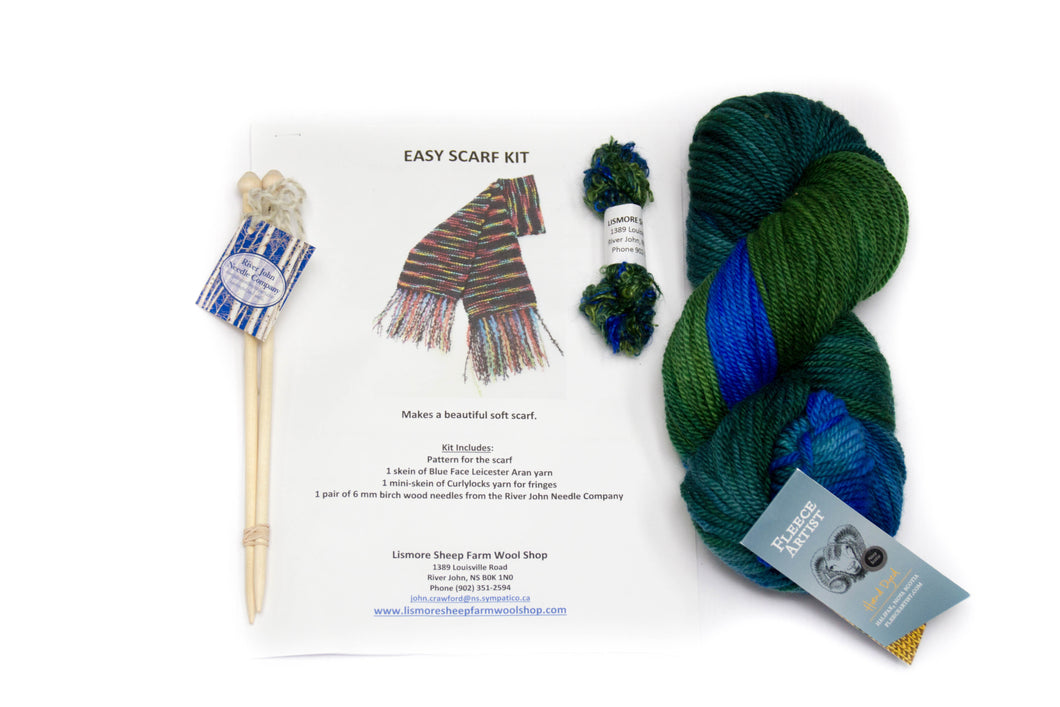 Easy Scarf Kit